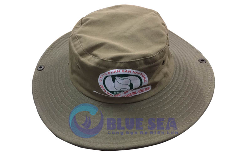 Đặt may nón tai bèo giá rẻ tại xưởng sản xuất mũ nón hình ảnh 1