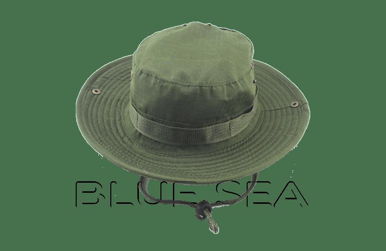 Nón tai bèo 010- Sản phẩm của xưởng sản xuất mũ nón BLUE SEA
