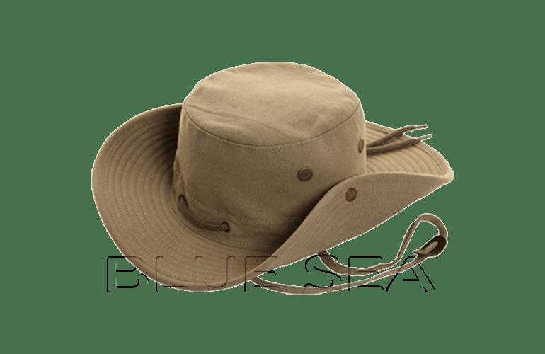 Nón tai bèo 011- Sản phẩm của xưởng sản xuất mũ nón BLUE SEA
