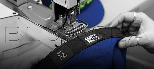 quy trình sản xuất nón kết mũ lưỡi trai - bước 10