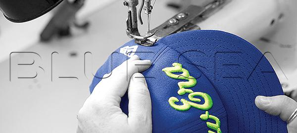 quy trình sản xuất nón kết mũ lưỡi trai - bước 11