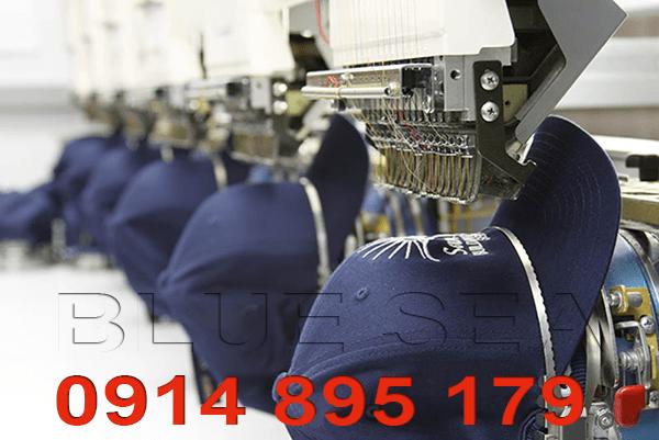 Xưởng sản xuất của nhà cung cấp nón lưỡi trai may