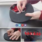 Cách làm nón lưỡi trai, các bước làm nón lưỡi trai - ảnh 1