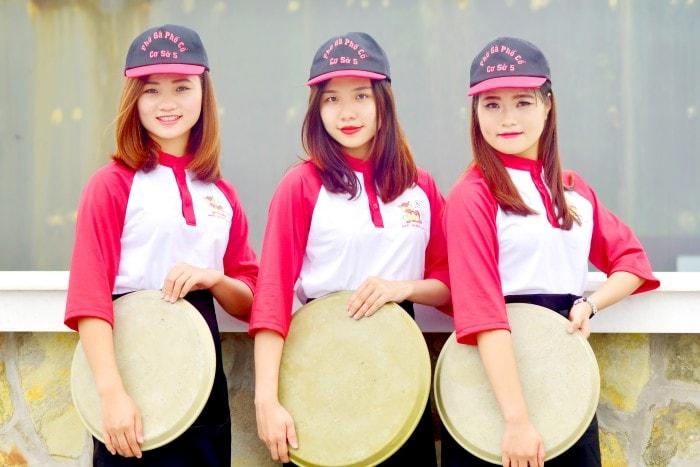Mũ đồng phục nhà hàng - ảnh 1