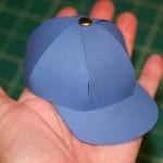 Cách làm nón lưỡi trai bằng giấy